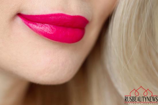 Gucci Sensuous Deep-Matte Lipstick 260 Review