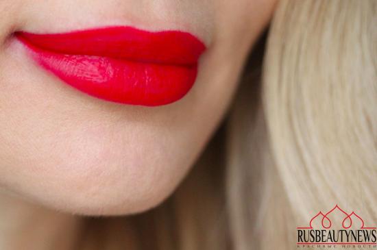 Gucci Sensuous Deep-Matte Lipstick 300 Review