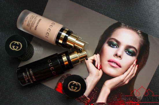 Gucci Silk Priming Serum and Lustrous Glow Foundation обзор