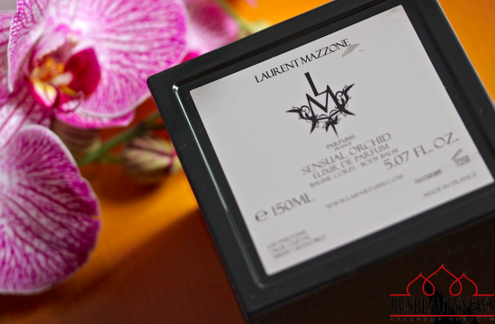 Laurent Mazzone Sensual Orchid Elixir Body Balm Review 1