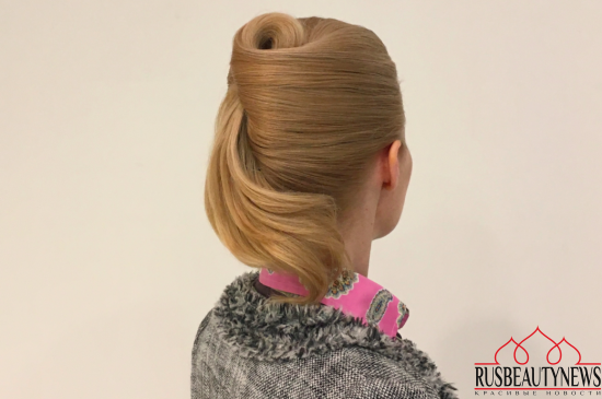 My hair styling experience with Paul Mitchell look2