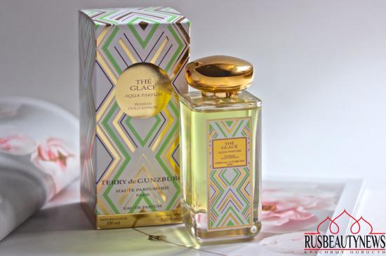 Terry de Gunzburg Thé Glacé Aqua Parfum обзор