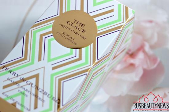 Terry de Gunzburg Thé Glacé Aqua Parfum (Russian Gold Edition)