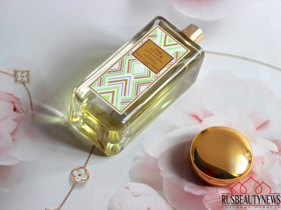 Terry de Gunzburg Thé Glacé Aqua Parfum (Russian Gold Edition) Review