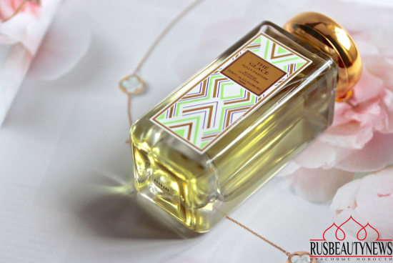 Terry de Gunzburg Thé Glacé Aqua Parfum (Russian Gold Edition)  Review