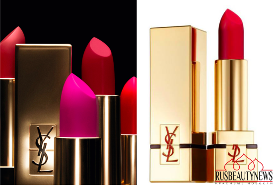 YSL Rouge Pur Couture The Mats 2016