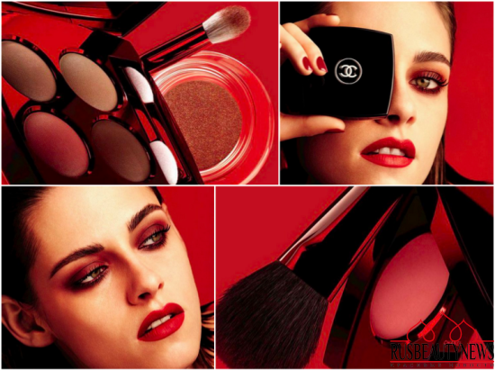 Chanel Le Rouge 2016 Fall Collection
