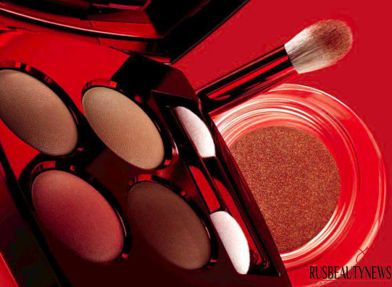 Chanel Le Rouge 2016 Fall Collection eyeshadow