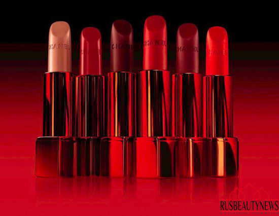 Chanel Le Rouge 2016 Fall Collection  lipstick