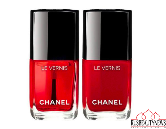 Chanel fall2016 nail color