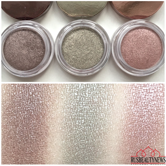 Clarins Instant Glow Spring 2016 Collection swatches