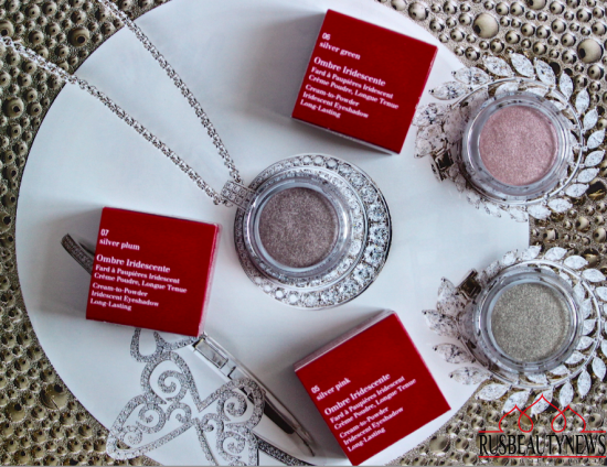 Clarins Ombre Iridescente Shimmering Eyeshadow Review