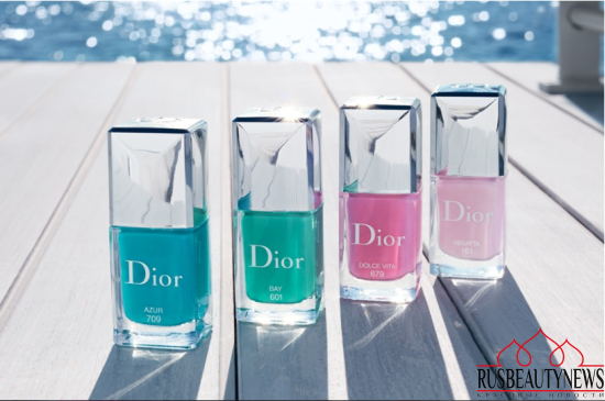 Dior Riviera 2016 Collectionnail color