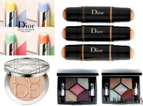 Dior Skyline Fall 2016 Collection