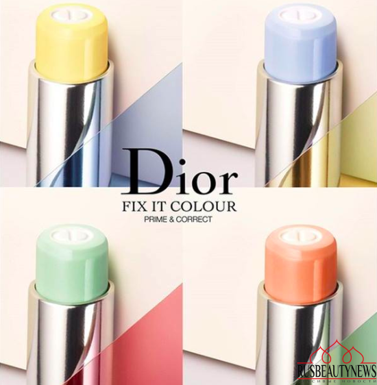 Dior Skyline Fall 2016 Collection corrector