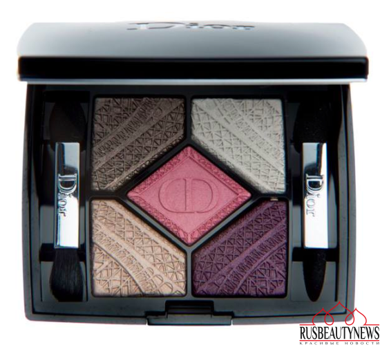 Dior Skyline Fall 2016 Collection eyeshadow1