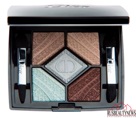 Dior Skyline Fall 2016 Collection eyeshadow2