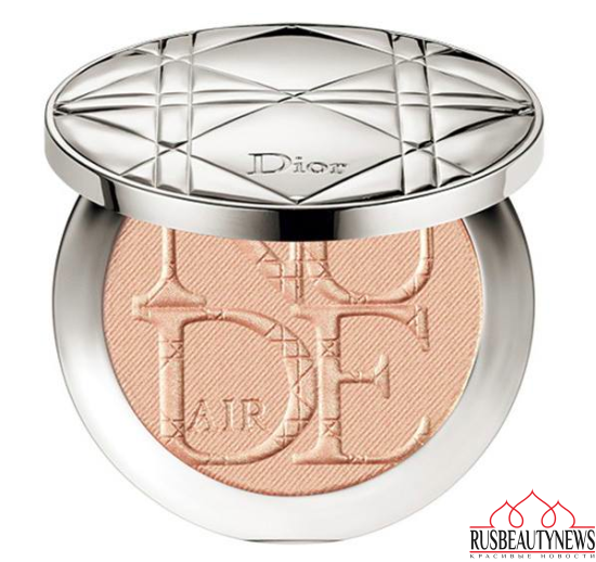 Dior Skyline Fall 2016 Collection hightlighter