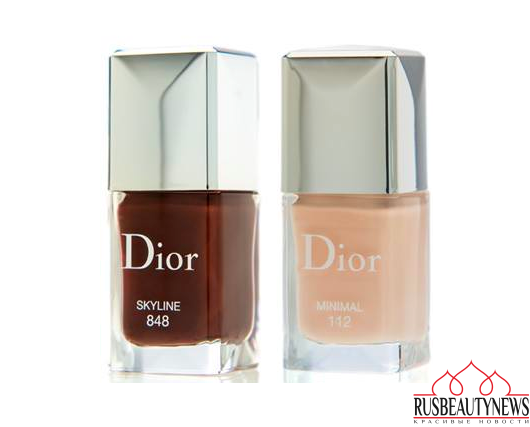 Dior Skyline Fall 2016 Collection nail