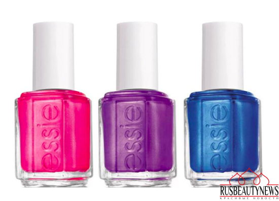 Essie Shimmer Brights Collection for Summer 2016 color1