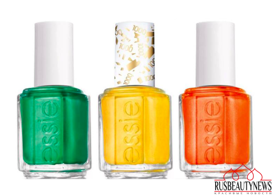 Essie Shimmer Brights Collection for Summer 2016 color2