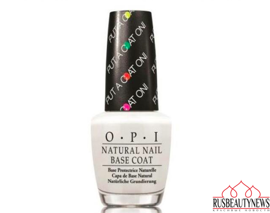 OPI Tru Neon 2016 Summer Collection base