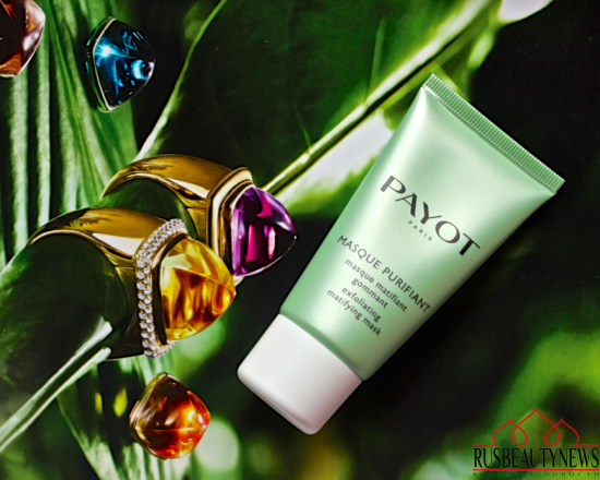 Payot Masque Purifiant Exfoliating Matifying Mask Review