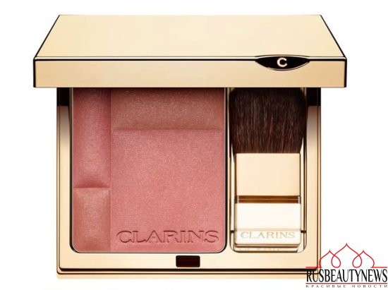 Clarins Volume Fall 2016 Collection blush