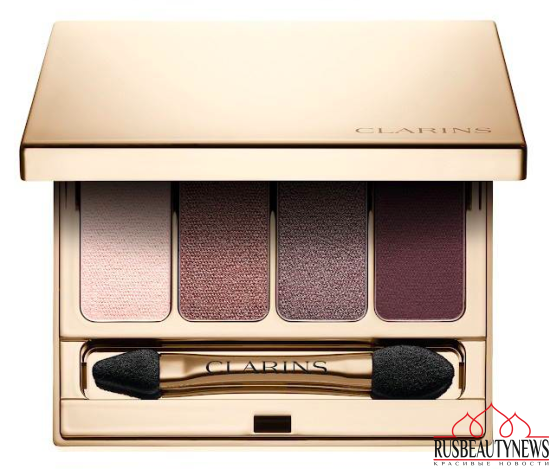 Clarins Volume Fall 2016 Collection eyeshadow2