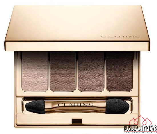Clarins Volume Fall 2016 Collection eyeshadow3