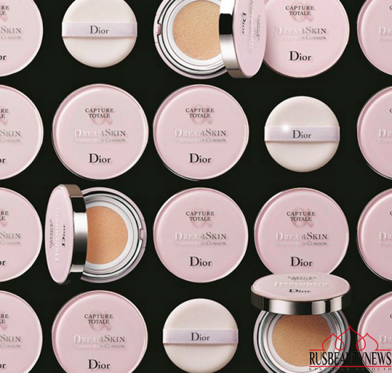Dior DreamSkin Perfect Skin Cushion SPF 50 look