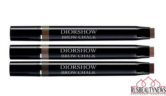 Dior Skyline 2016 Fall Collection brow