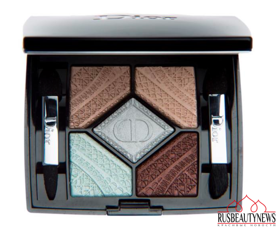 Dior Skyline 2016 Fall Collection eyepalette1