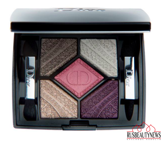 Dior Skyline 2016 Fall Collection eyepalette2