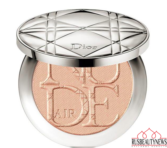 Dior Skyline 2016 Fall Collection highlighter