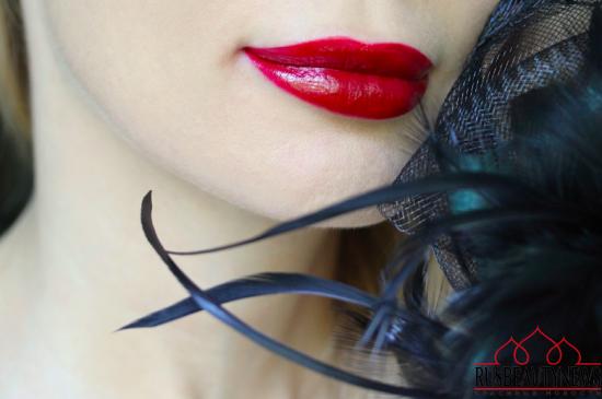 Giorgio Armani Rouge D´Armani 404 Flamboyant Red
