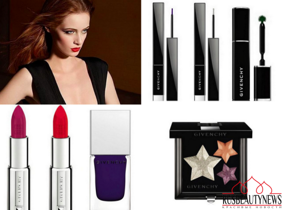 Givenchy Superstellar Fall 2016 Makeup Collection