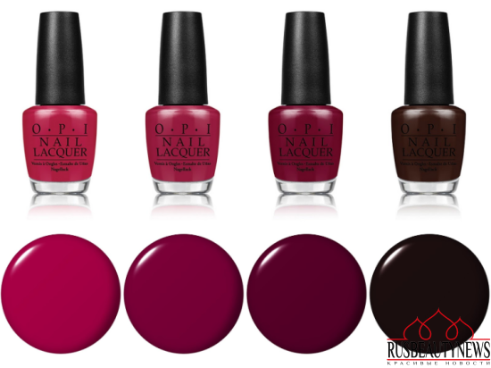 OPI Washington DC 2016 Fall Winter Collection color1