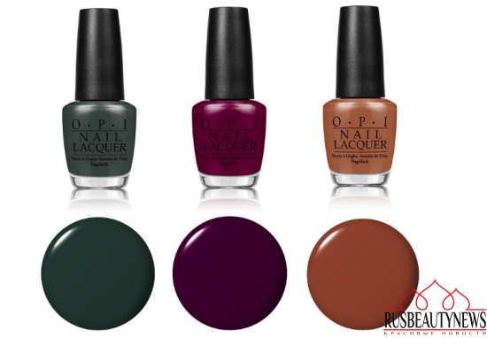 OPI Washington DC 2016 Fall Winter Collection color2