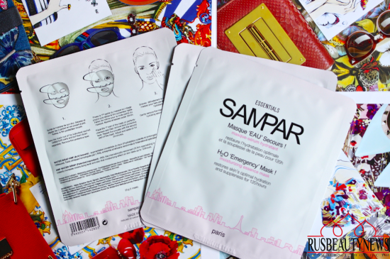 Sampar  H2O Emergency Mask отзыв