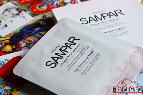 Sampar  H2O Emergency Mask review 1