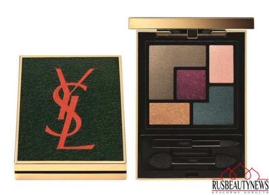 YSL Scandal Fall 2016 Collection eye palette