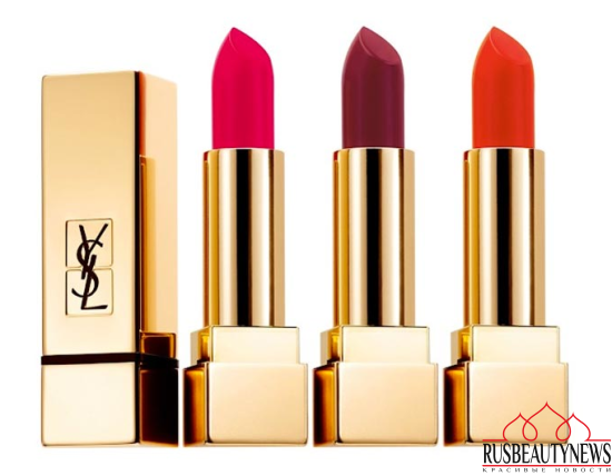 YSL Scandal Fall 2016 Collection lipp