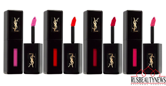 YSL Vinyl Cream Lip Stain Collection color2
