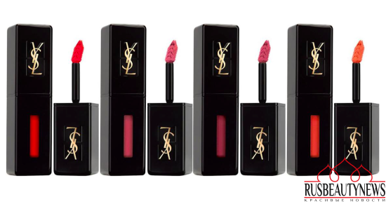 YSL Vinyl Cream Lip Stain Collection color3