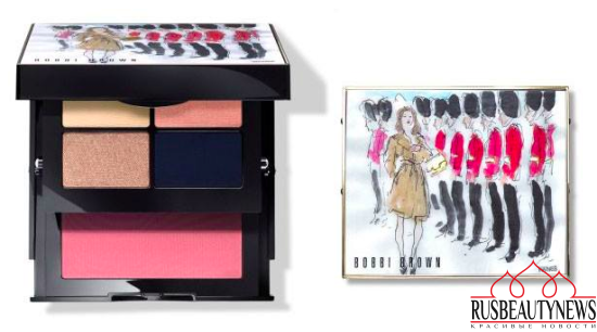 Bobbi Brown City Collection New York, London, Paris Fall 2016 London Palette