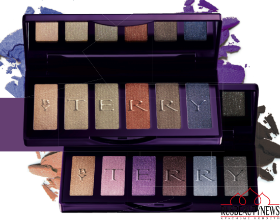 By Terry Organic Chic Fall:Winter 2016 Collection eyepalette