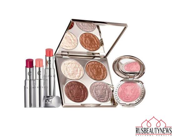 Chantecaille Fall 2016 Makeup Collection обзор