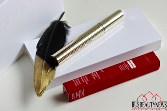 Clarins Supra Volume Mascara review