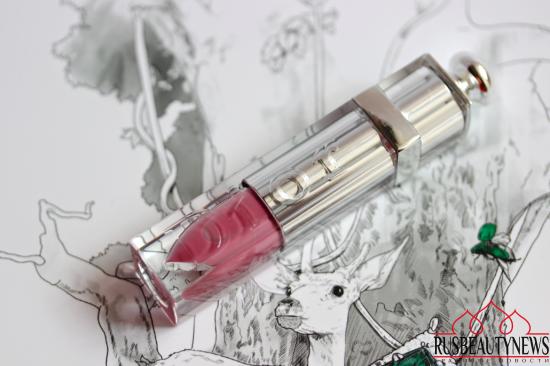 Dior Addict Milky Tint Nourishing Lip Fluid Wet Effect 286 Milky Plum обзор